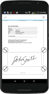 fax on android phones with the efax mobile app efax