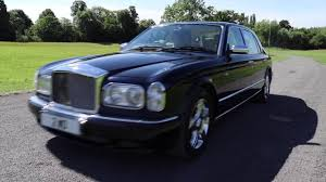 bentley arnage red label bentley arnage rl youtube