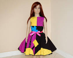 Halloween Costumes Nightmare Christmas Sally Costume Etsy