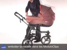 Poussette High Trek Siège Auto Poussette High Trek De Bébé Confort Travel System