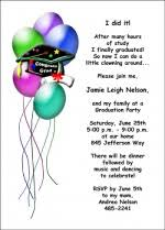 graduation party invitation wording high school graduation party invitation wording kawaiitheo