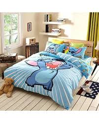 Girls Striped Bedding by Spectacular Deal On Sisbay Lilo And Stitch Bedding Twin Size Boys