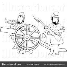 civil war clipart 1215704 illustration djart