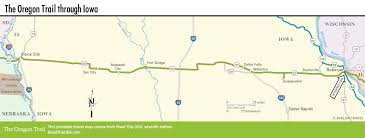 Map Of Iowa And Illinois by The Oregon Trail Driving The Historic Route Road Trip Usa