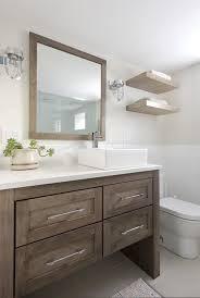 unique bathroom vanities ideas sep 25 121 bathroom vanity ideas walnut stain vessel sink and
