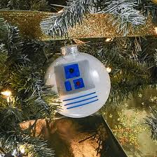 droid themed star wars christmas tree diycandy com