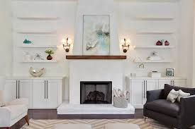 chevron rug living room new orleans wood fireplace mantels living room contemporary with