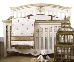Black And Gold Crib Bedding Fleur De Lis Baby Bedding And Nursery Decor