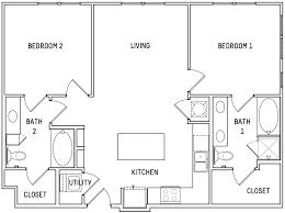 100 austin floor plans before u0026 after blue white u0026