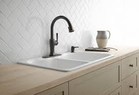 new kitchen faucet how to install a kitchen faucet happiness is
