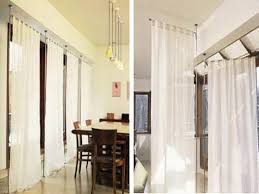 Curtain From Ceiling Windows Ceiling Curtain Track System Ceiling Track For Curtains