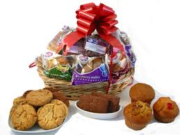 cookie baskets delivery muffin cookie and brownie gift basket muffin gifts muffins and