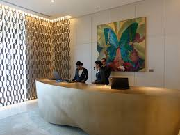 hotel check park hyatt bangkok three nights over the opening