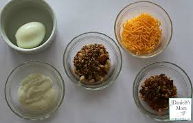 toppings bar hard boiled eggs recipe egg topping bar