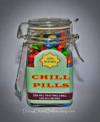 best gift chill pill funny gift for boyfriend girlfriend