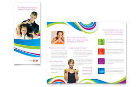 tri fold brochure template publisher bbapowers info
