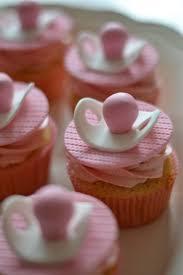 vanilla strawberry baby shower cupcakes cakes cupcakes