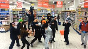 Catalogue Carrefour Purpan by Harlem Shake Carrefour Grand Littoral Youtube