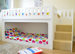 bunk beds kids beds kids funtime beds low bunk beds with stairs