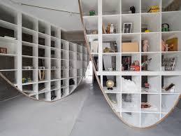 Old Ikea Bookshelves by Japanese Designer Hacks Ikea Shelf To Create Floor To Ceiling