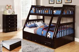 Bunk Beds Espresso Discovery World Furniture Espresso Mission Bunk Bed