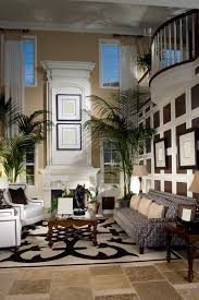 Living Rooms With Area Rugs by 54 Living Rooms With Soaring 2 Story U0026 Cathedral Ceilings