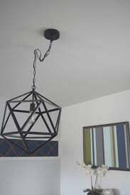 Dining Room Ceiling Light Dining Room Revamp U2022 Our House Now A Home