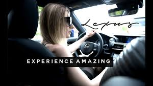 lexus of toronto lexus master class in toronto mon mode youtube