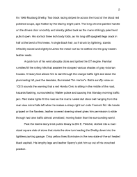 a sample of a descriptive essay chelsie bender this sample was written to practice descriptive writing