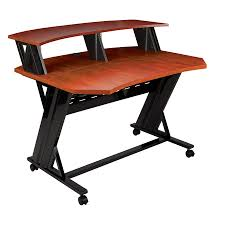 recording studio workstation desk studio trends 46 u2033 studio desk studio furniture studio trends