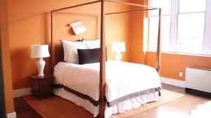 how to decorate an orange room design ingredients youtube