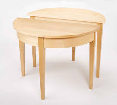 half round dining table semi circle dining table images a picture and infos rujobs ideas