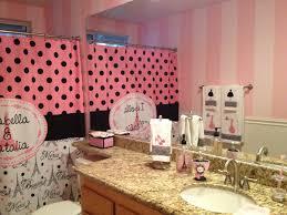 Bathroom Decor Ideas Pinterest Interior Design Top Paris Themed Bathroom Decor Design Ideas Pink
