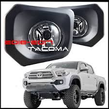 2008 toyota tacoma fog light kit 2016 2017 toyota tacoma fog lights clear bumper l with switch and