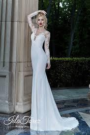 satin wedding dresses trumpet mermaid court stretch satin wedding dress 01001