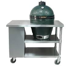 Green Egg Table by Big Green Egg Table Short