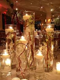 candle centerpieces wedding 280 best floating candle centerpieces images on décor