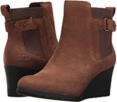 ugg womens amelia boots chocolate shoes chelsea shipped free at zappos