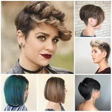 short hairstyles hairstyles 2017 new haircuts and hair colors