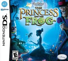 amazon princess frog nintendo ds video games