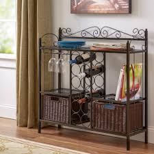 unique corner wine racks ideas home furniture segomego home designs