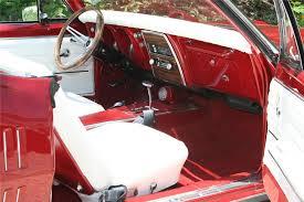 1967 Firebird Interior 1967 Pontiac Firebird Convertible 66067