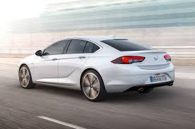 opel insignia 2016 first opel insignia flagship rolls off assembly line automobile