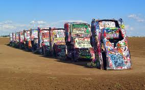cadillac ranch connecticut sunday coffee with jeb senior citizen travel