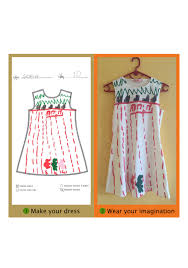 funky children u0027s clothes we u0027ll turn your kids drawing into cool