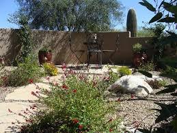 small backyard desert landscaping ideas design and ideas