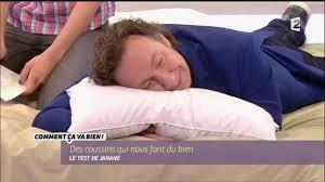 Coussin Pour Bien Dormir Beauté Des Coussins Qui Nous Font Du Bien Ccvb Youtube