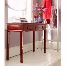 Hallway Table modern makeover and decorations ideas red hallway table modern