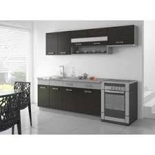 cuisine complete cdiscount cuisine complète avec plan de travail achat vente cuisine