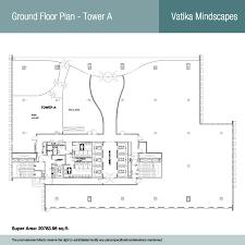 vatika mindscape mathura road commercial retail complex